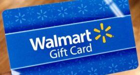 Walmart Gift Card Balance