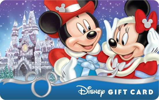 Disney Gift Card Balance Check Online Find Gift Card Balance