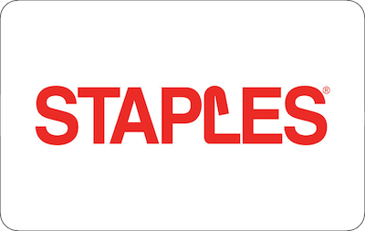 Staples Gift Card Balance