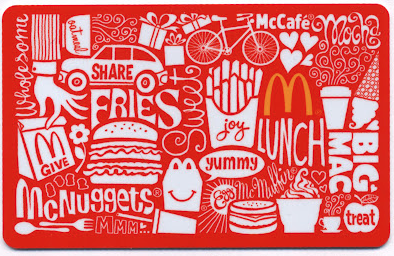 mcdonalds gift card check mcdonald s gift card balance check online find gift 6545