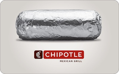 Chipotle Gift Card Balance